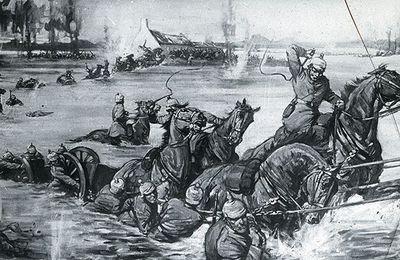 17 octobre 1914 - Bataille de l'Yser