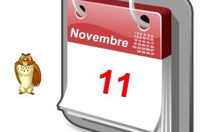 Personnalités nées un 11 novembre