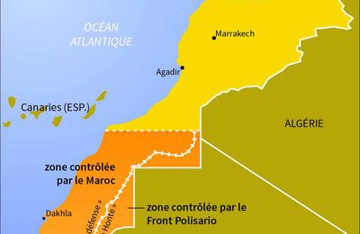 14 novembre 1975 - Accord sur l'indépendance du Sahara occidental