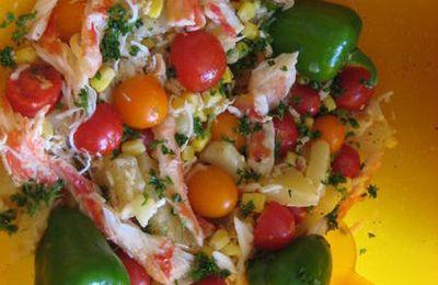 e-cuisine : le crabe aux pinces d'or arrosé d'1 nectar, à damner un couvent de nonnes, le choix de Claire du Lapin Blanc et de Pierre Jancou le taulier d'Achille !