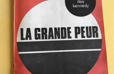 La France de pépé, le mythe gaulliste, la dévotion gaullienne, Malraux  le gaullisme à ses yeux, ne saurait être victime que de l'apocalypse, le PSU de Rocard…
