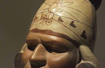 Moche - Céramiques et portraits