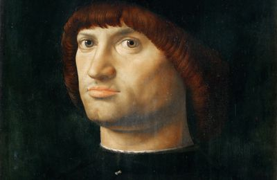 Antonello de Messine - Le Condottiere