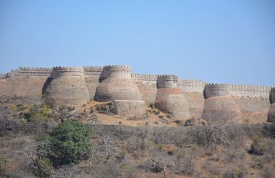 Rajasthan - Fort de Kumbhalgarh
