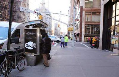 On peut maintenant se masturber dans les rues de New York