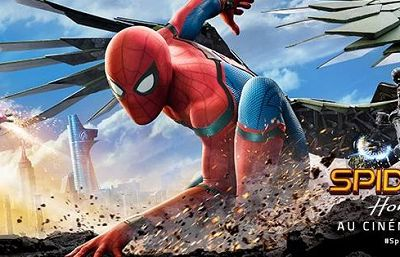 Cinéma: Spider-Man, Homecoming - 5/10