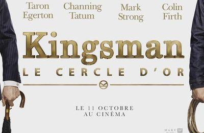 Cinéma: Kingsman 2, le cercle d'or - 7/10
