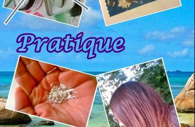 TEST Beauté en Douceur : Shampooing poudre de Secrets de Provence
