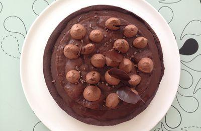 Tarte chocolat façon Jonathan Blot