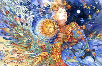 Je t'Aime bel enfant de la terre  - Mère Divine ...