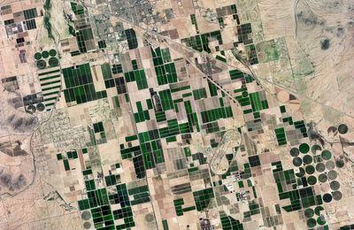 Les premières images du satellite Venµs sont arrivées !