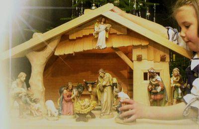 L'Evangile de Noël en 15 langues