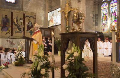 Homélie de la Messe d'Ouverture du Jubilé à Tulle