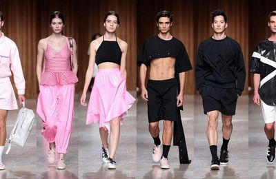 LISBON FASHION WEEK / SANGUE NOVO SS16 MODALISBOA