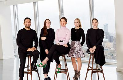 THE 2016 DESIGNER FASHION FUND / SHORTLIST REVEALED !