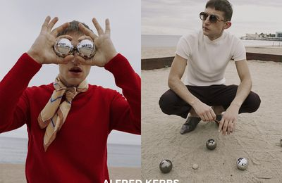 ALFRED KERBS COLLECTION N°2 / LA PETANQUE