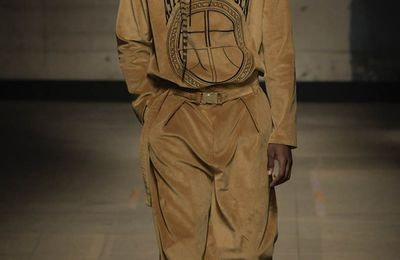 ASTRID ANDERSEN FALL/WINTER 2017 MENSWEAR LFW
