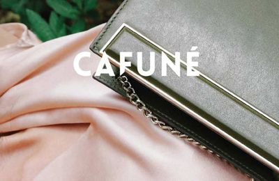 CAFUNE SPRING/SUMMER 2017 ACCESSORIES COLLECTION