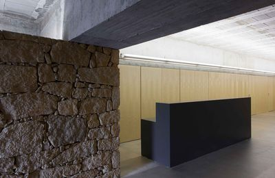 AGROTURISMO HOUSE IN MELGAÇO BY CORREIA RAGAZZI ARCHITECTS