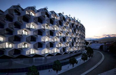 SUSTAINABLE ARCHITECTURE / URBAN RURAL PROJECT by ERAY CARBAJO