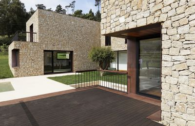 VIEITES HOUSE IN MELGAÇO BY ESTUDIO GOMA ARCHITECTURE