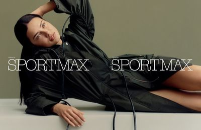 ADRIANA LIMA STARS IN SPORTMAX FALL/WINTER 2017 CAMPAIGN