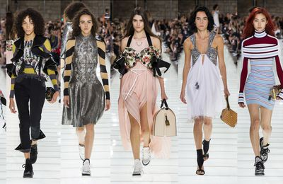 LOUIS VUITTON SPRING-SUMMER 2018 PFW