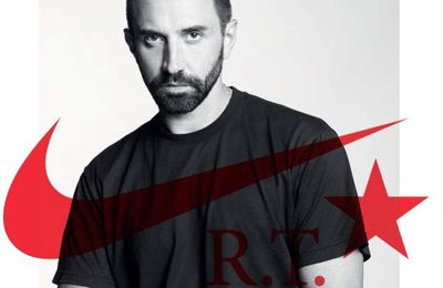 NIKELAB + RICCARDO TISCI / THE VICTORIOUS MINOTAURS APPAREL COLLECTION !