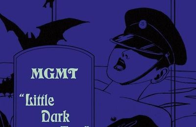 MGMT UNVEILED A NEW TRACK 'LITLE DARK AGE' FROM THE UPCOMING ALBUM SCHEDULED FOR 2018