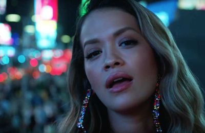RITA ORA - ANYWHERE (NEW TRACK / VIDEO)