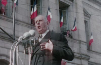 De Gaulle, le dernier roi de France: documentaire + LUN.27-03-2017 [Replay] FRANCE 3