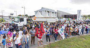 GUYANE en effervescence: des frontières passoires avec Brésil et Surinam