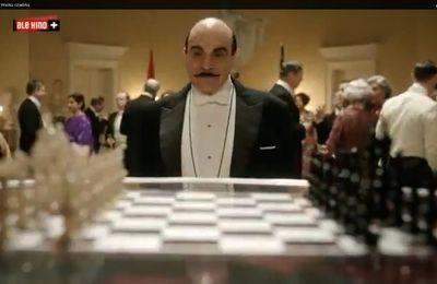 """Hercule Poirot  """"Les Quatre"""" & """"Le crime de l'Orient Express"""" VEND.21-07-2017 [Replay] sur TMC"""