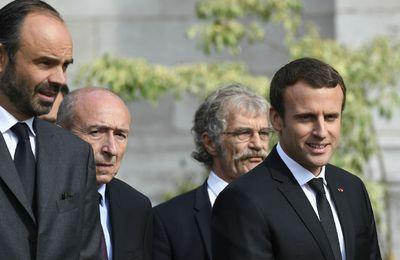 Emmanuel Macron : Mauvais signe, baisse importante du nombre de français satisfaits du président