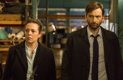 """BROADCHURCH"" Saison 3, épisodes 7 & 8 LUNDI 13 NOVEMBRE 2017 [Replay] France 2"