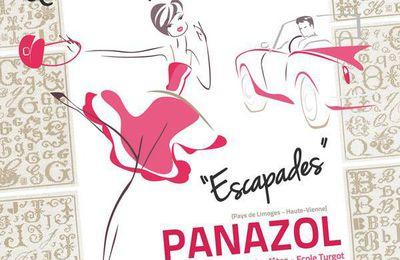 Salon de Panazol (87) du 15 avril au 18 avril 2016