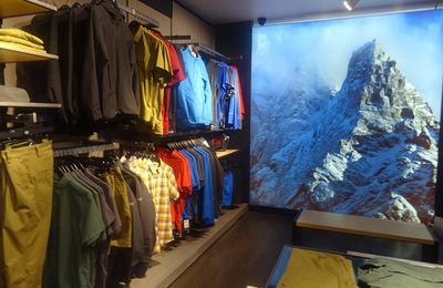 Les incontournables du retail à Chicago (2) : Arc'Teryx