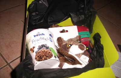 Wanibox for dogs/Février 2015
