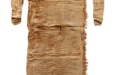 """La """"Lumière de lune tissée"""" dans cette civilisation du linge et la garde-robe des plus riches... (3) en Égypte antique !"""