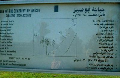 Découverte dans la vallée du Nil, à Abousir : l'hypogée d'un des plus grands médecins de l'époque des bâtisseurs de pyramides... En Égypte ancienne !