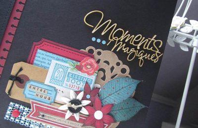 """Album """"Moments magiques"""""""