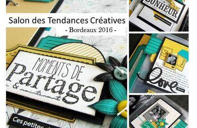 Ateliers lors du Salon des Tendances Créatives de Bordeaux