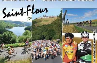 Ce week-end, 16ème Etape Sanfloraine
