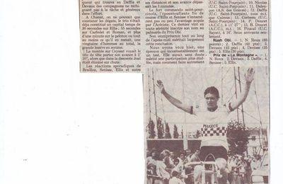 Grand Prix OBI à Clermont-Ferrand