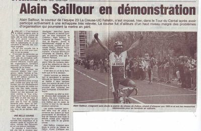 Circuit du Cantal 1997
