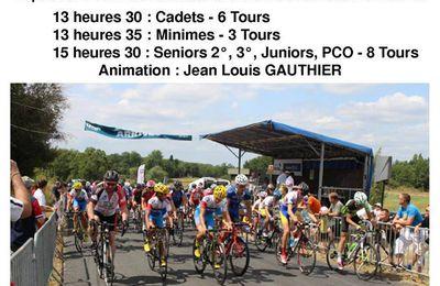 Dimanche, Grand Prix de Gourdon