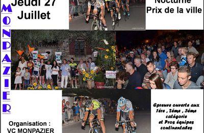 Jeudi, Grand Prix de Monpazier