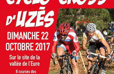 Dimanche, cyclo-cross d'Uzès