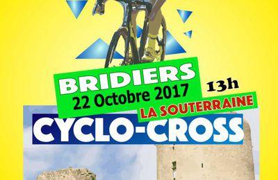 Dimanche, cyclo-cross de Bridiers à La Souterraine