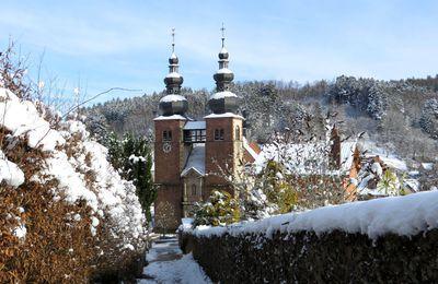 L'hiver à Saint Quirin